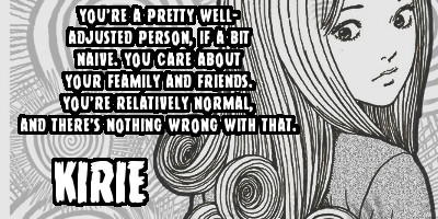 Which Junji Ito Character Are You?